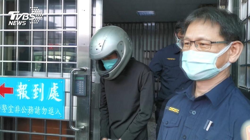 圖/TVBS 繼父遭起底曾竊盜入獄 拆自家門窗變賣