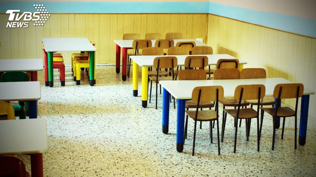 (示意圖/shutterstock 達志影像) 涉強迫親嘴3幼童 教保員辯稱:南部管理方式