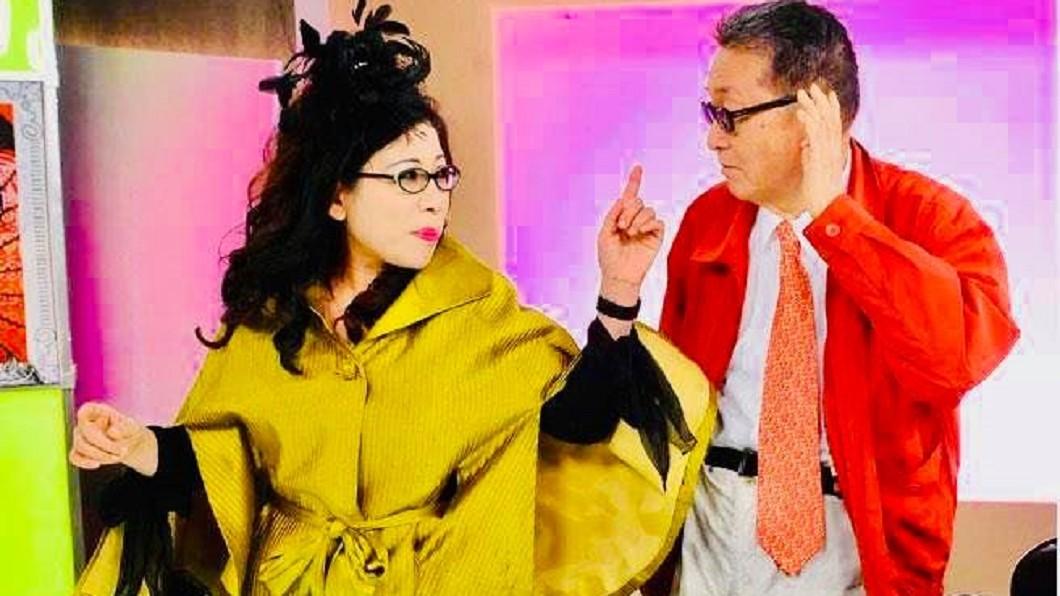 陳文茜和李敖相識相知40年。(圖/翻攝自文茜的世界周報 Sisy 首揭不見最後一面主因!陳文茜憶李敖「這時代配不上你」