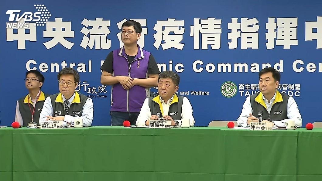 圖/TVBS 消炎止痛藥恐加重武漢肺炎 張上淳:專家看法兩極