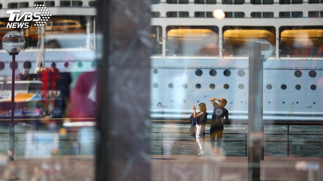 圖/達志影像路透社 澳洲20日起禁外國人入境 籲海外國人快回家