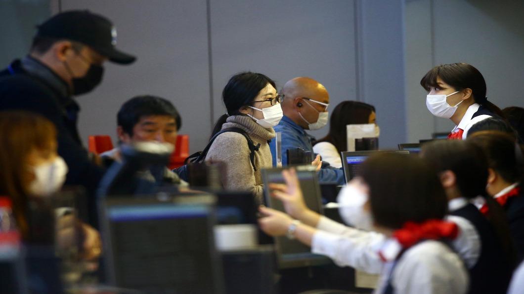圖/達志影像路透 日本對全球發出「旅遊一級警戒」 勸國民勿出國