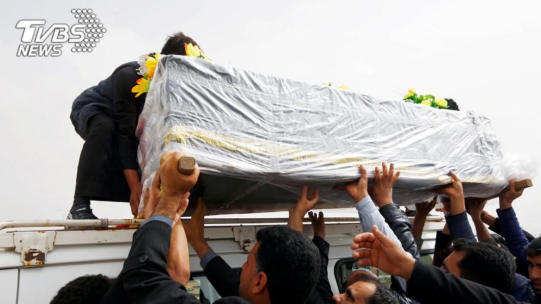 圖/達志影像路透社 伊朗:每小時50人感染武漢肺炎 每10分鐘死1人