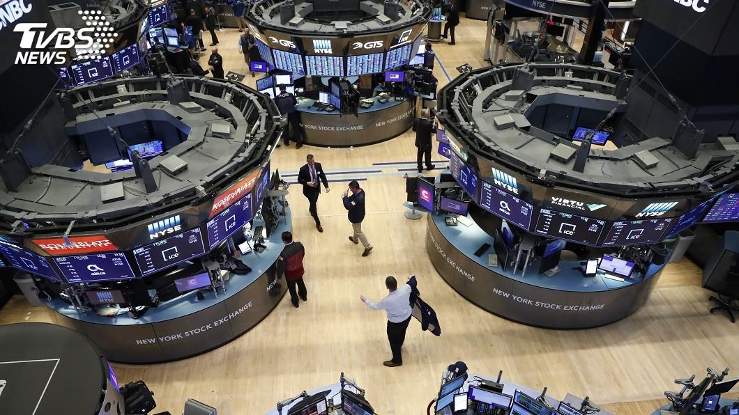 圖/達志影像路透社 科技股點火 美股道瓊漲近1%收復2萬點大關