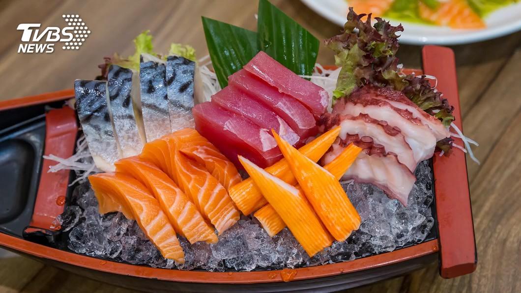 示意圖/TVBS 日本生食料理五花八門 鯊魚心臟也能生吃