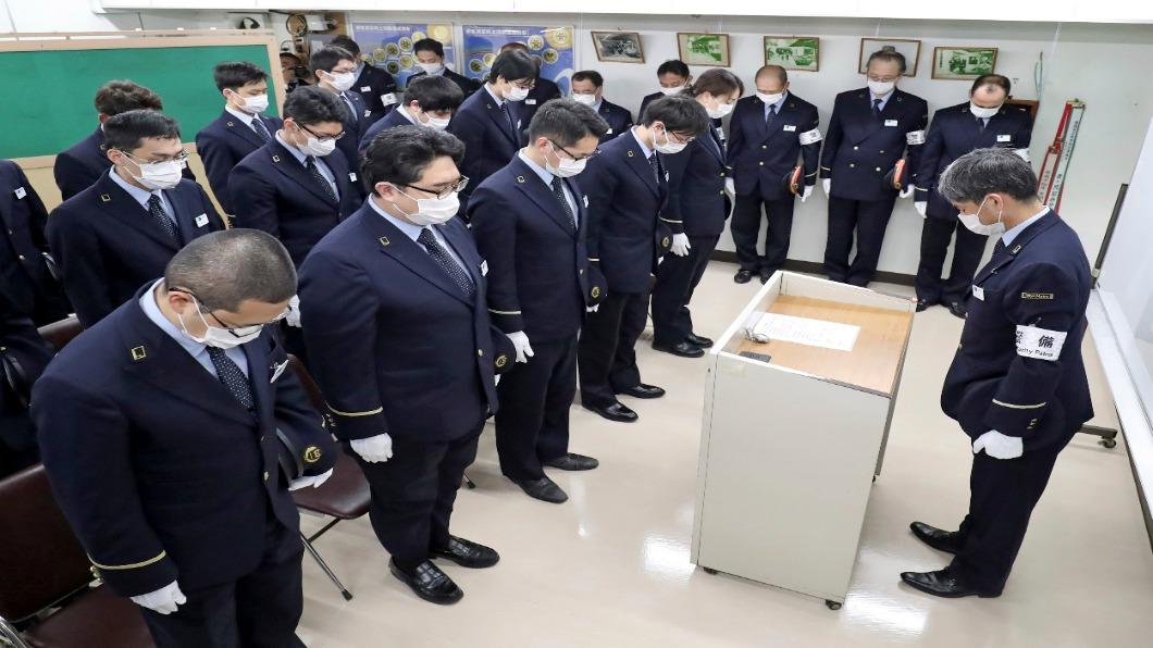 圖/達志影像美聯社 沙林毒氣事件25周年 奧姆真理教仍活躍