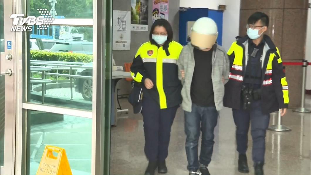 吳姓男子遭判無期徒刑。(圖/TVBS資料畫面) 三峽命案「行刑式開槍」 狠男殺死女友棄屍判無期