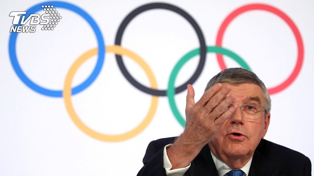 圖/達志影像路透社 稱奧運像週六足球賽 國際奧會主席:東奧無法延期