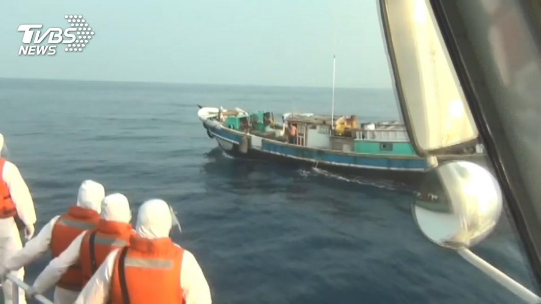 圖/TVBS 越南脫逃偷渡客 海巡署再查獲2人