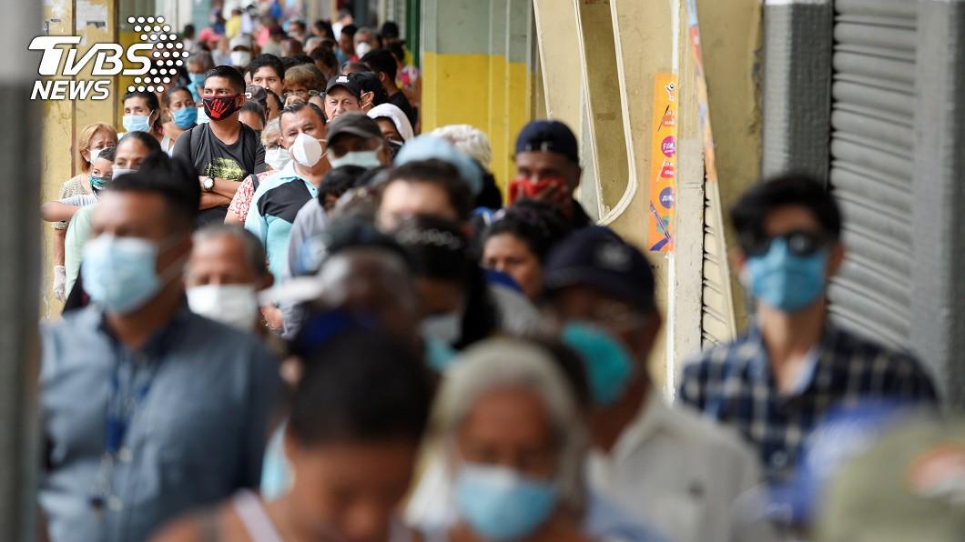 圖/路透社 疫情如世界大戰? 全球10億人得居家隔離