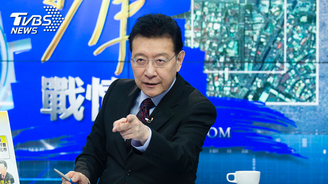 (圖/TVBS資料畫面) 趙少康「地球撐不了這麼多人」 他怒轟:很殘忍!收回去