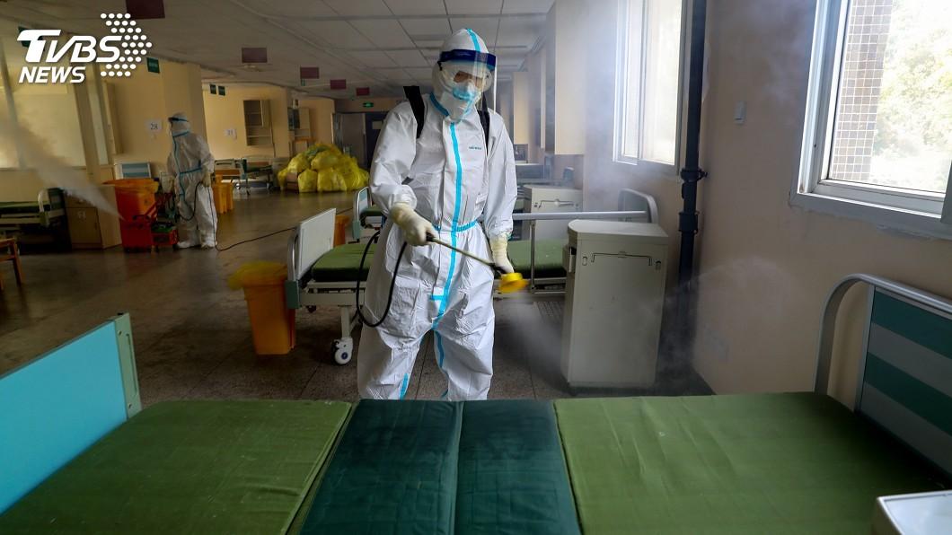 圖/達志影像路透社 無症狀感染中國不納確診 官員:非主要傳染源