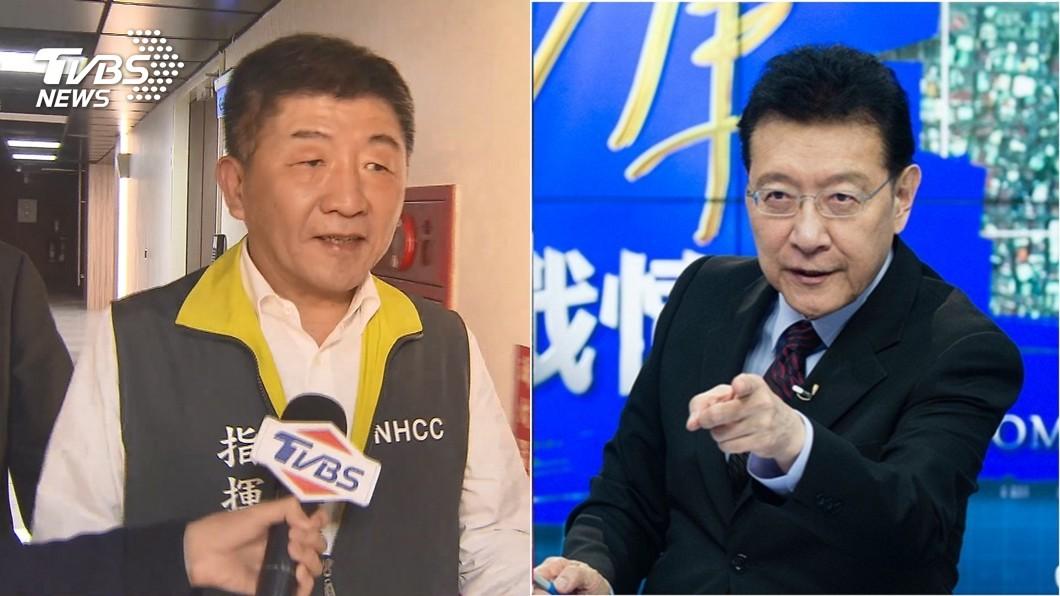 趙少康預言:陳時中高升行政院副院長。(圖/TVBS資料畫面) 內閣改組取代蘇貞昌? 他預言:陳時中可能當副院長