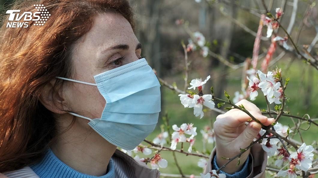 (示意圖/shutterstock 達志影像) 調查:英國變種病毒患者較少出現味覺嗅覺失靈