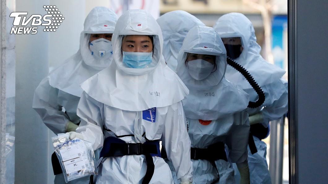 圖/路透社 從「大爆發」到「疫情趨緩」 美法、瑞典向南韓取經