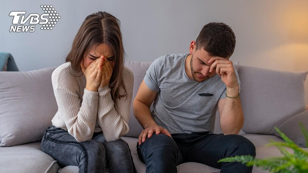 許多情侶在婚前為了買房問題,鬧得不愉快。(示意圖/TVBS) 情侶為買房「吵到快分手」 律師:不要錢的最貴