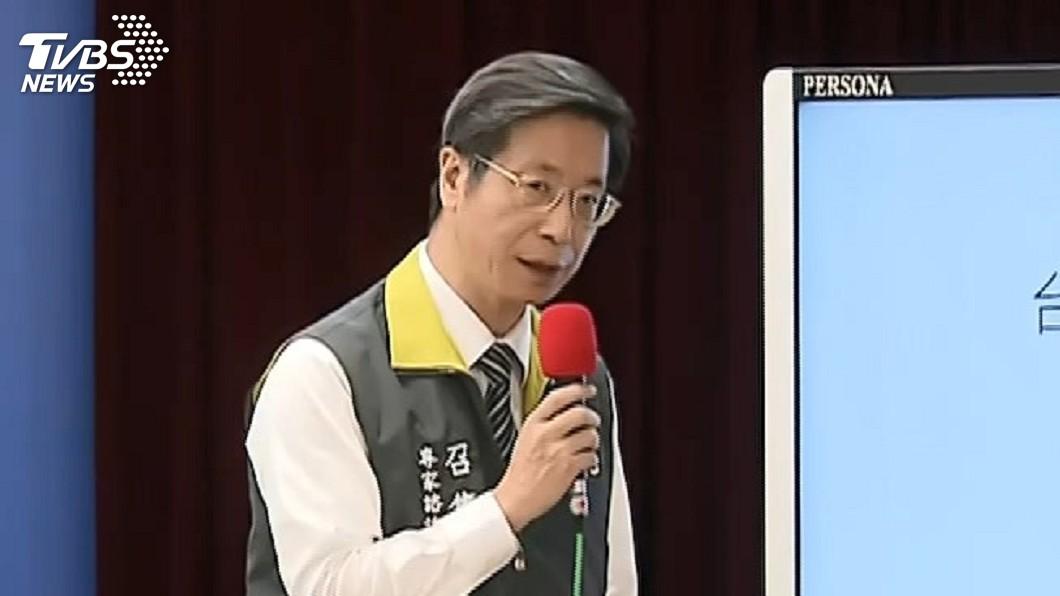 圖/TVBS 國內首現!一案例三採陰性「復陽」 張上淳:傳染力不強