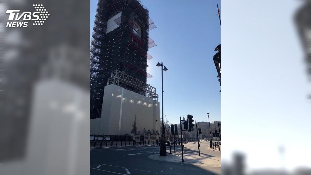 全英實施禁足令 倫敦眼、大笨鐘觀光客不再