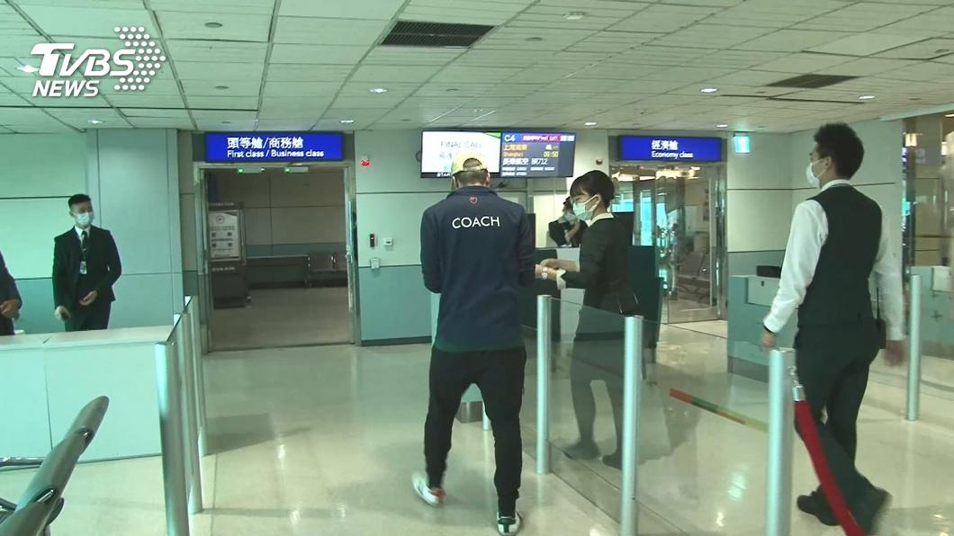 示意圖/TVBS資料畫面 官員兒返台機場逗留「喝咖啡」 陳時中:不會開罰
