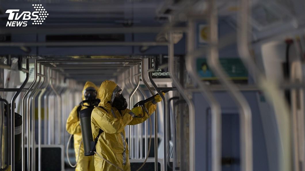 圖/達志影像美聯社 巴西武漢肺炎爆發一個月 累計確診病例近3千