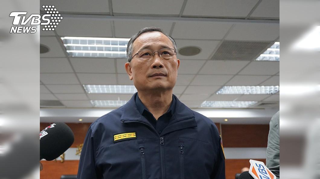 圖/中央社 陳家欽偽造文書程序不完備 北檢將退回內政部