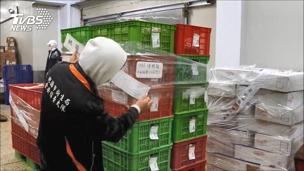 圖/TVBS 竄全台早餐店! 重製5萬公斤過期培根轉賣