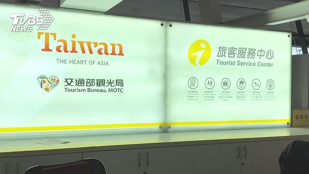 圖/TVBS 觀光局員工奉派接待長官兒確診 交通部證實了