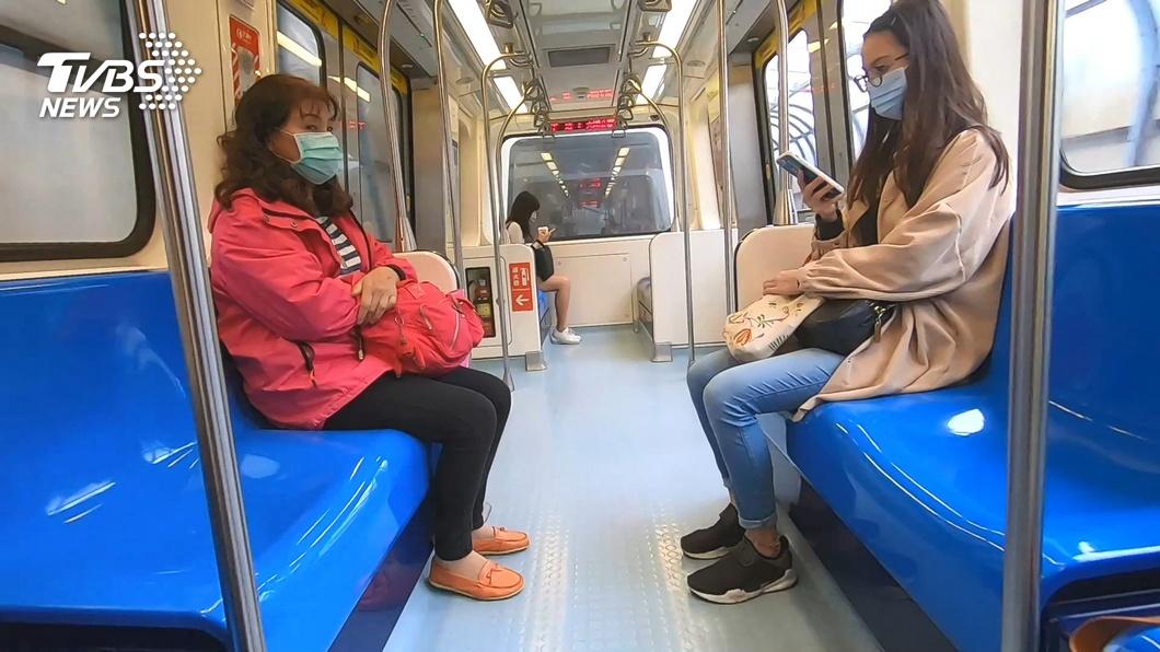 圖/TVBS資料照 不讓防疫有缺口!林佳龍:4/1起搭乘大眾運輸需戴口罩