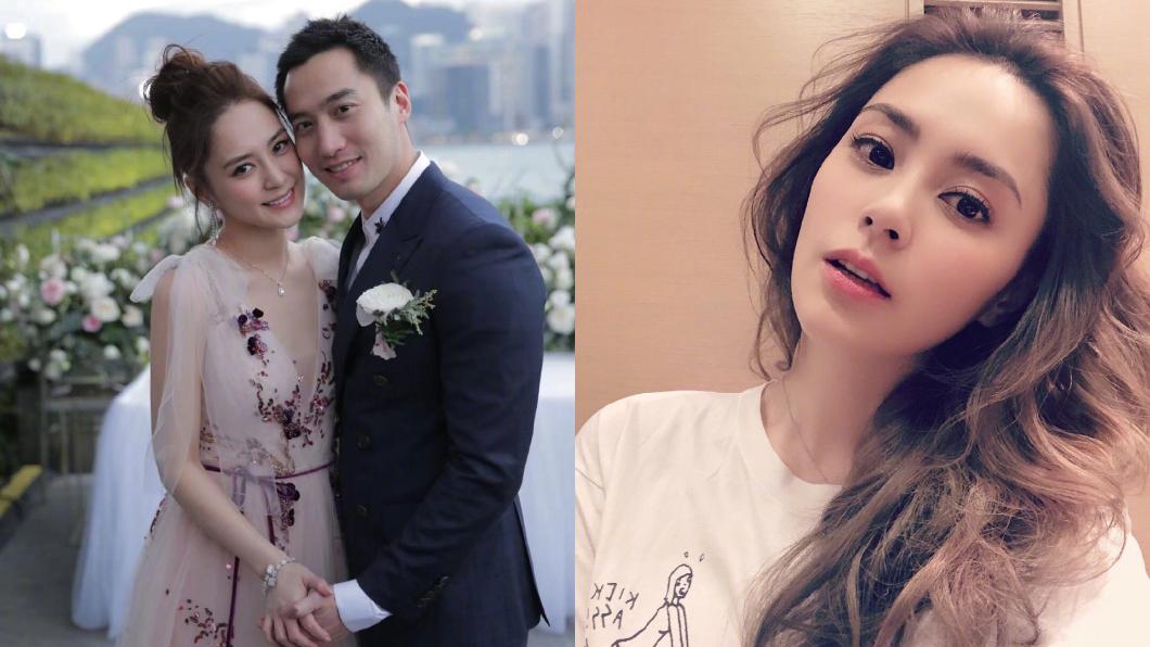阿嬌2018年嫁給「醫界王陽明」賴弘國。(圖/翻攝自微博) 阿嬌深夜不甩帥尪?遭爆看小鮮肉直播「豪灑9萬元」