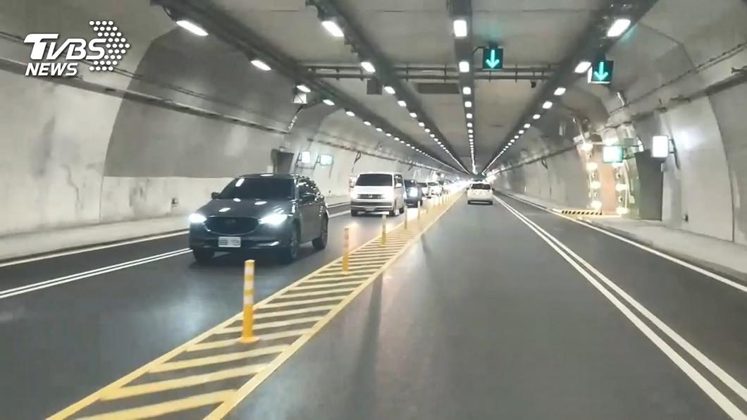 示意圖/TVBS資料照 蘇花改開出首張龜速罰單! 無照男遭攔:想觀察員警