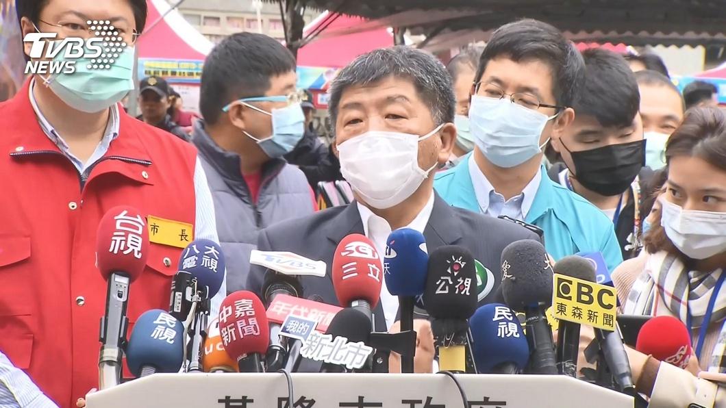 中央流行疫情指揮將依法發布確診個案資料。(圖/TVBS資料畫面) 防止疫情擴散! 指揮中心將「公開確診者個資」
