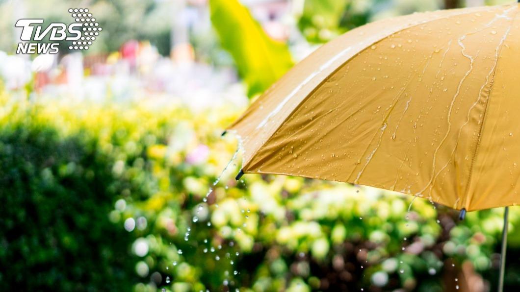 清明時節雨紛紛!(示意圖/TVBS) 清明時節雨紛紛!北、東「4月上旬多為陰雨天」