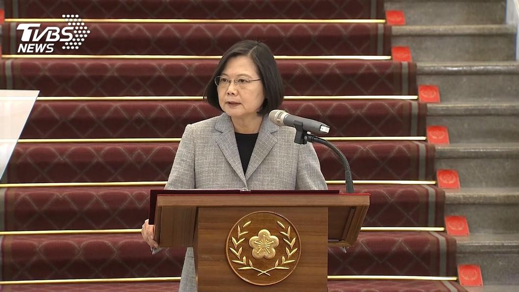 圖/TVBS資料畫面 世衛提13點回應 蔡總統:說明台灣參與不完整