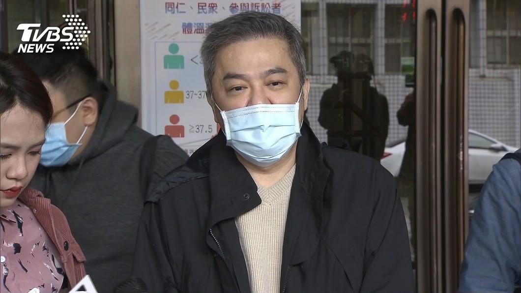 圖/TVBS資料畫面 快訊/涉掏空遠航!張綱維遭押 法院裁定8千萬交保