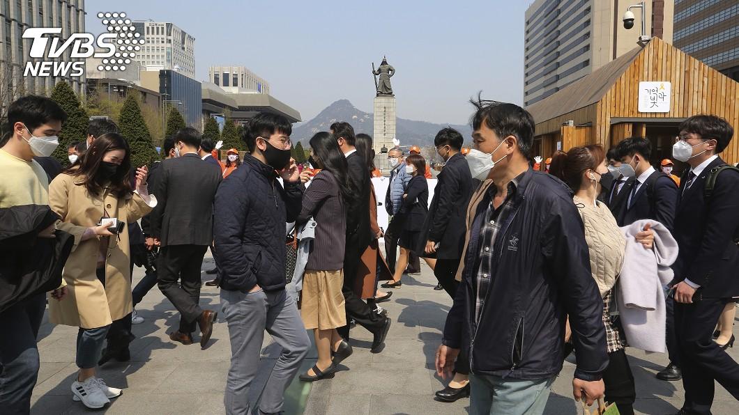 圖/達志影像美聯社 快訊/南韓單日新增86例 累積10062例173死