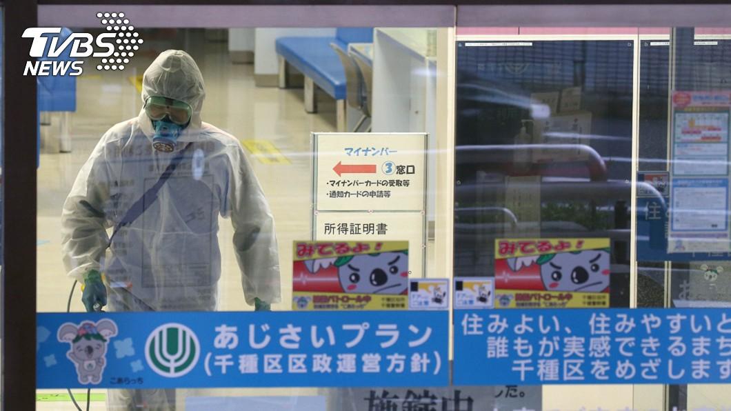 圖/達志影像美聯社 快訊/日本確診持續增加 國內2771確診、死亡73人