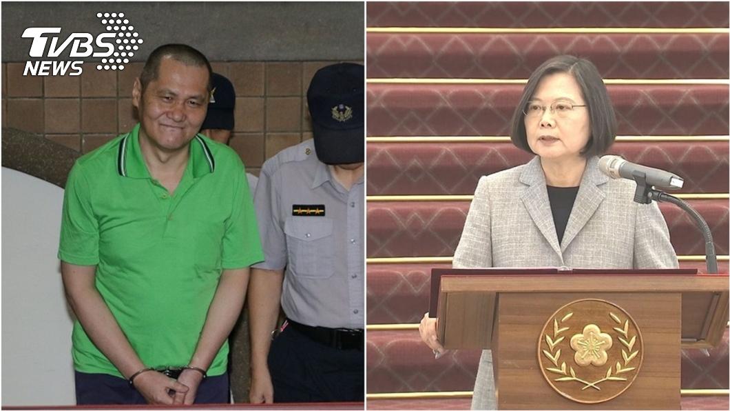翁仁賢遭槍決伏法,台灣人權促進會表示,嚴重懷疑總統蔡英文對人權的承諾。(圖/TVBS資料畫面) 槍決翁仁賢 人權團體:蔡政府仍無法阻止國家殺人