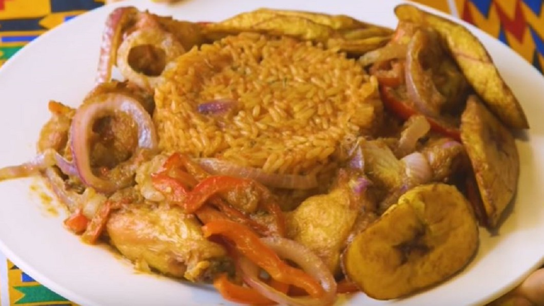 圖/翻攝自Food Insider YouTube 西非派對食物非洲飯 誰最好吃各國領袖吵不休