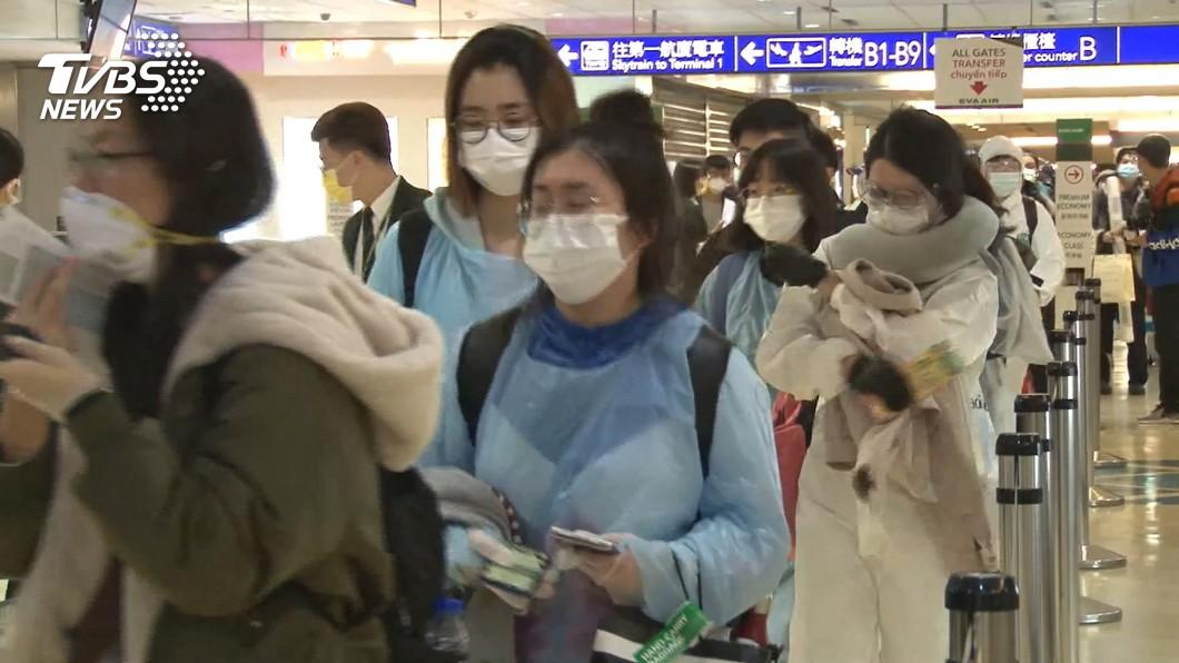 圖/TVBS 快訊/主管喝咖啡染疫確診 旅行社急停業到4/13