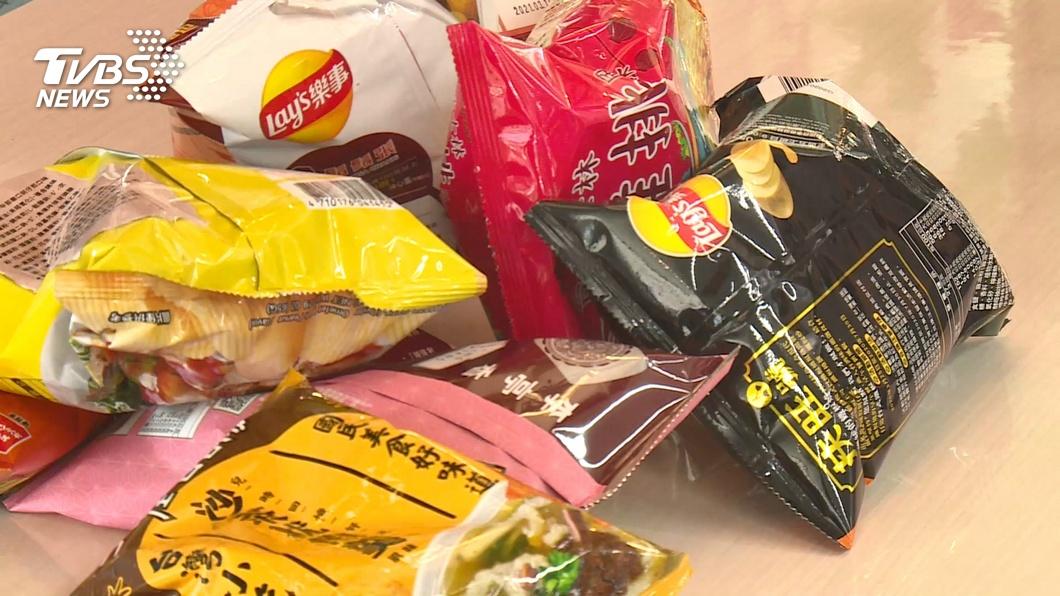 台灣擁有各式各樣的零食。(示意圖/TVBS) 最能代表台灣的零食是啥? 網激推1樣:沒它會崩潰