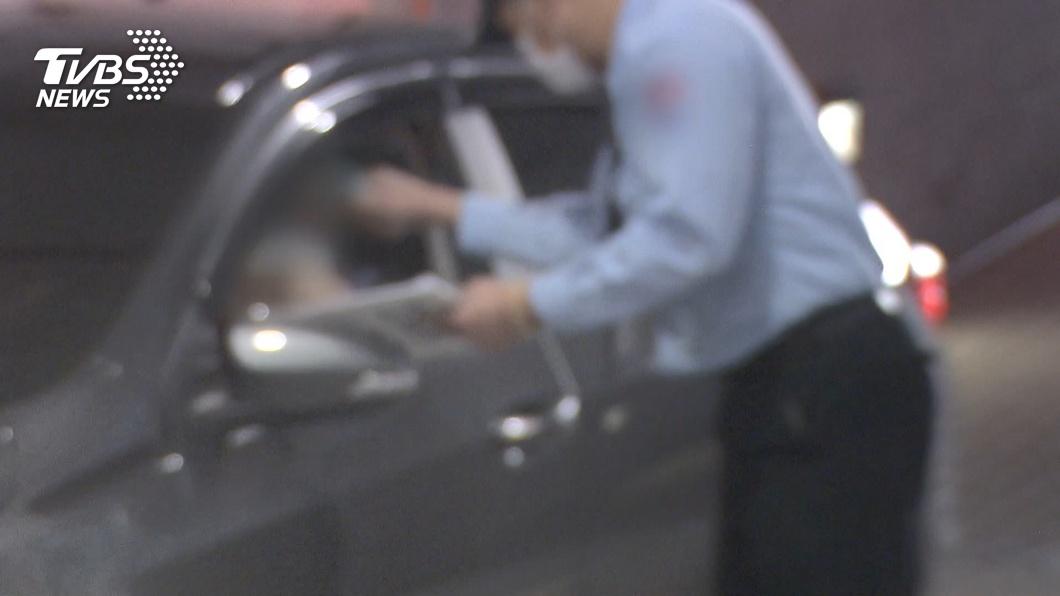 圖/TVBS資料畫面(非當事人) 快訊/北車清潔員傳染擴大 1停車場保全確診