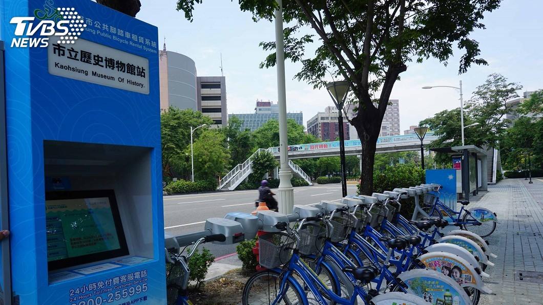 圖/環保局提供 高市C-Bike營運入不敷出 將由YouBike取代