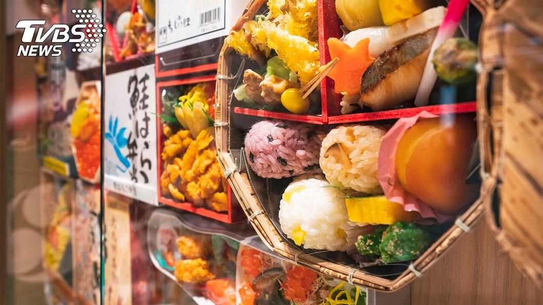 示意圖/TVBS 新冠疫情只能待在家 東京車站美味便當成救贖