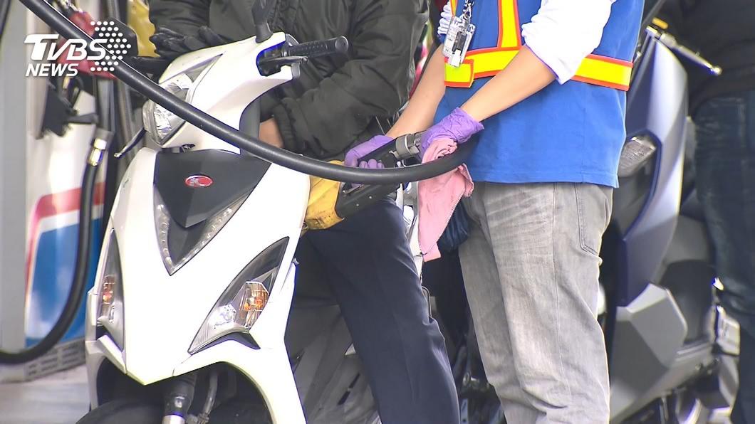 圖/TVBS 中油遭惡意程式攻擊 加油站只收現金及信用卡