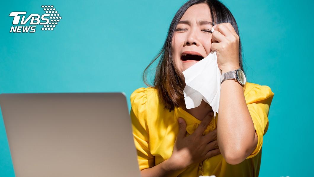 許多人看據實,會隨著劇情流淚。(示意圖/TVBS) 網友崩潰!「楓林網」遭查封 驚傳老闆是台大碩士