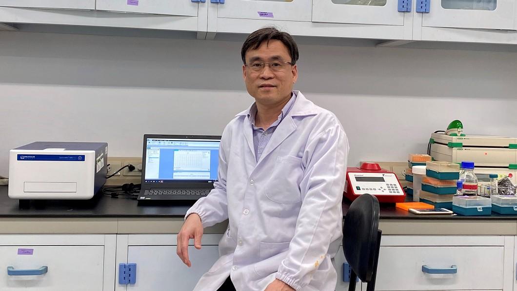 圖/中研院提供 中研院找到抑制病毒關鍵 效果比現有藥劑強10倍