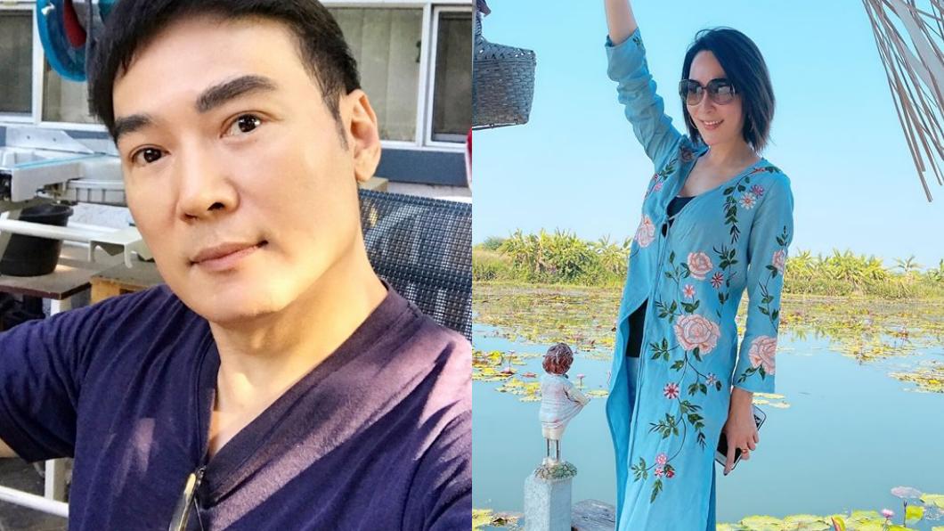 焦恩俊(左)和林千鈺(右)已冷戰2年。(圖/(左)翻攝自焦恩俊微博、(右)翻攝自林千鈺(鈺寶貝)Facebook) 焦恩俊6年婚姻觸礁…林千鈺認夫妻關係「只剩配偶欄」