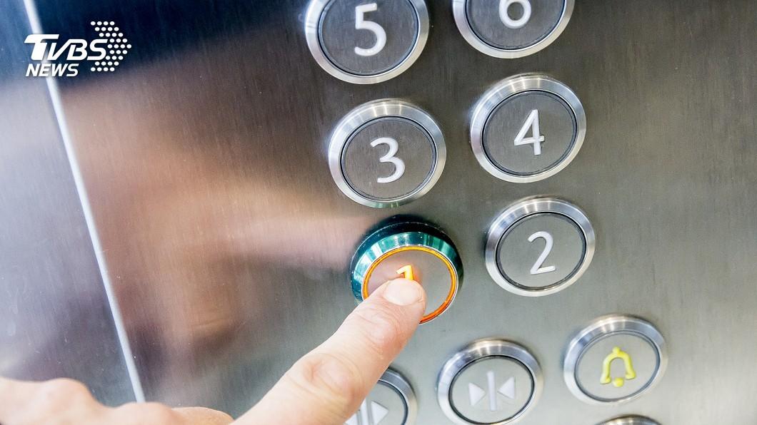 (示意圖/shutterstock達志影像) 阿嬤電梯「每層都按」!住戶聽原因鼻酸:我陪妳