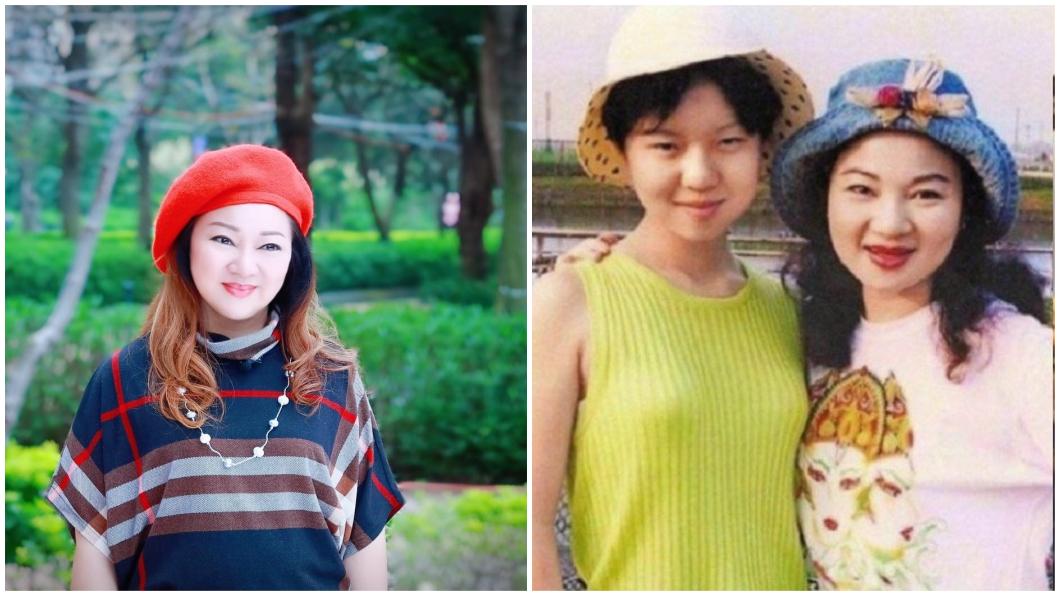 白冰冰的的獨生女白曉燕,23年前遭歹徒綁架撕票。(圖/翻攝自白冰冰臉書) 把女兒生回來!7年做16次試管 白冰冰「卵子都沒了」