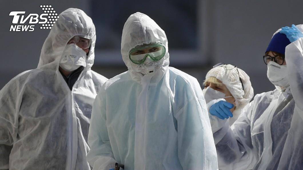 圖/達志影像美聯社 武漢肺炎全球確診逾196萬例 12萬多人病死